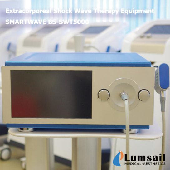 Extracorporeal Shock Wave Therapy Equipment SMARTWAVE BS-SWT5000