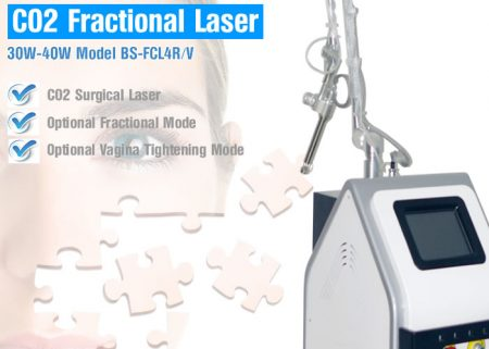 CO2 Surgical Fractional Laser
