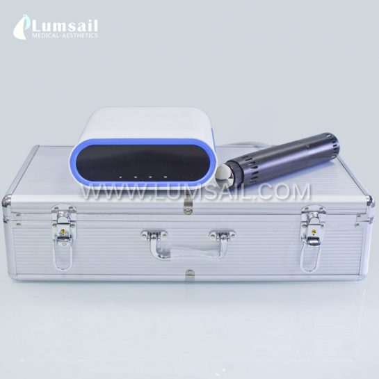 MiniWave Max Dual Channel RSWT Radial Shock Wave Therapy Equipment