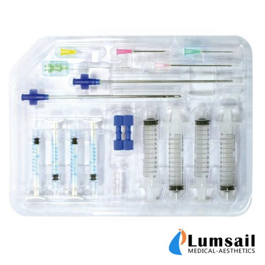 LUMSAIL Fat Transplant Kit and Centrifuge