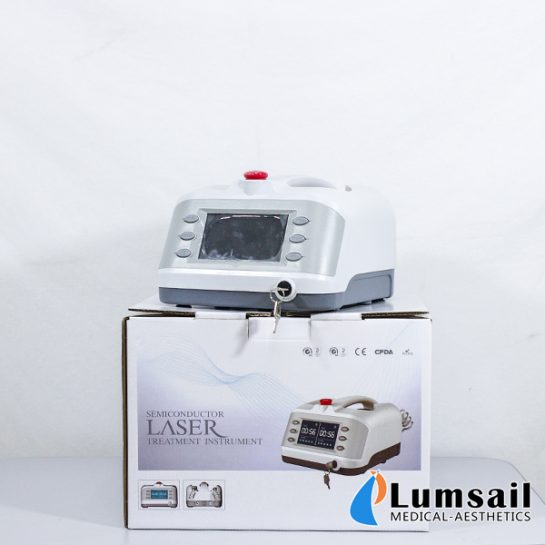 LUMSAIL BS-LT3 808nm & 605nm Low Level Cold Laser Therapy LLLT Body Pain Relief Device
