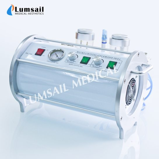 LUMSAIL 2 in 1 Micro Dermabrasion Equipment BS-DM2