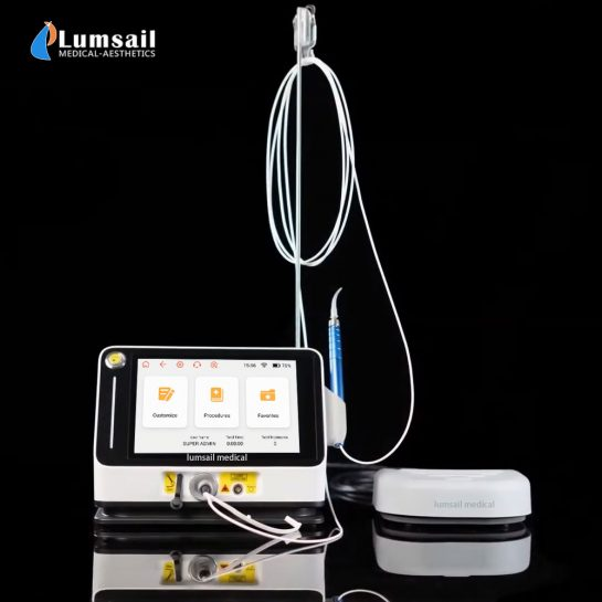BS-DL3 Dual wavelength 810 nm / 650 nm diode laser surgical systems | laser lipolysis